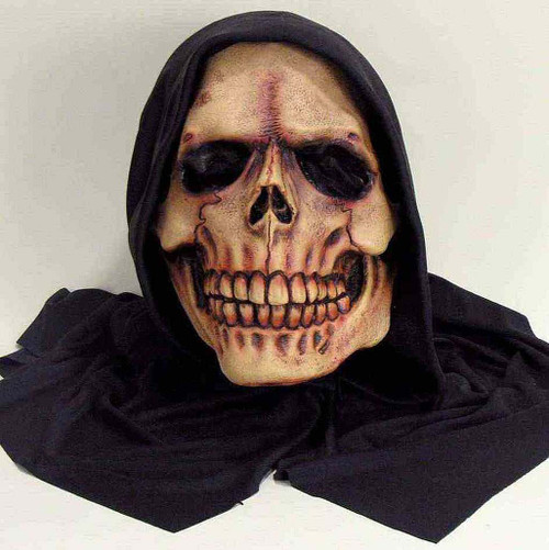 Hooded Reaper Mask