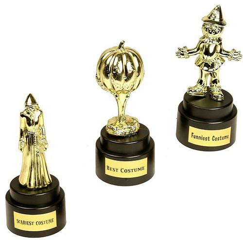 Halloween Trophy Award