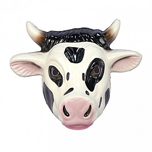 Adult Cow mask