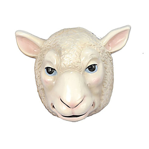 Child sheep mask