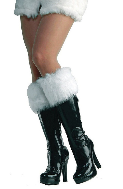 Sexy Fur Boot Cuffs