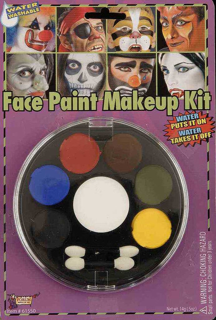 Face-Painting Makeup Kit
