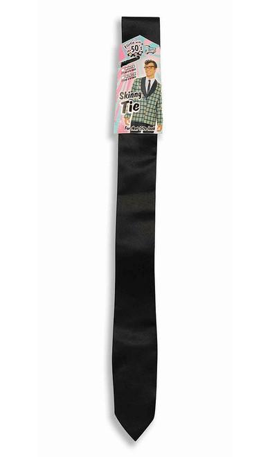 Skinny Tie Black