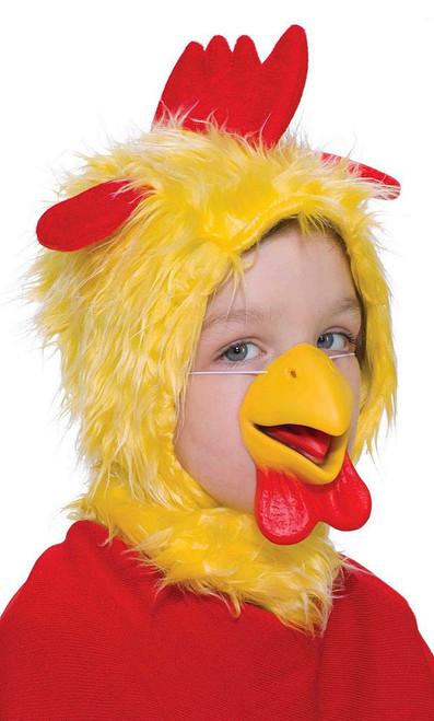 Chicken Hood & Nose