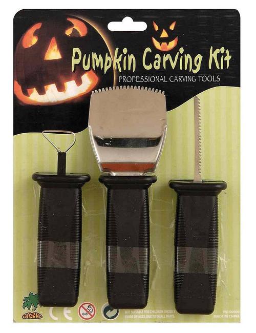 Deluxe Pumpkin Carving Set