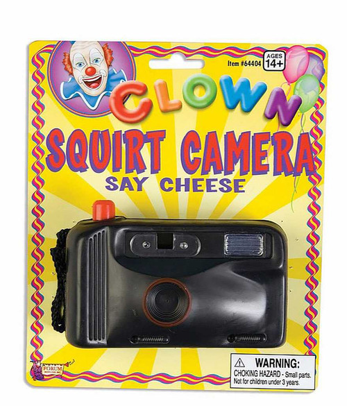 Squirt Clown Camera
