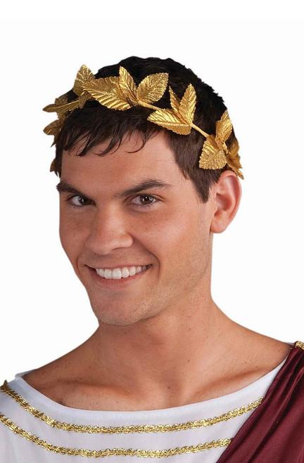Gold Roman Wreath