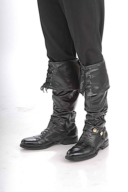 Deluxe Pirate Boot Tops