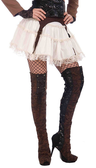 Thigh High Boot Covers