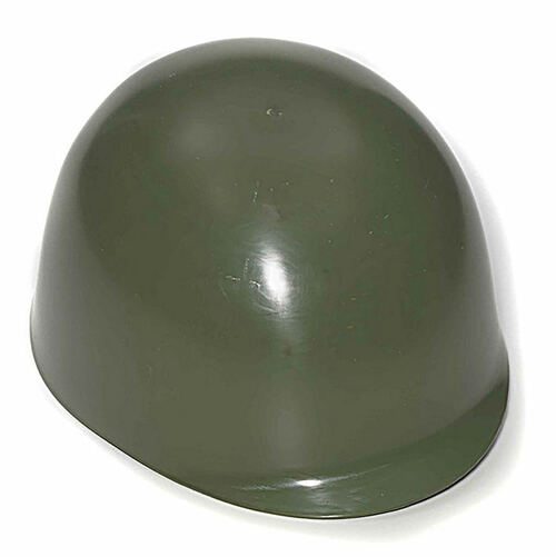 Green Hard Army Soldier Helmet