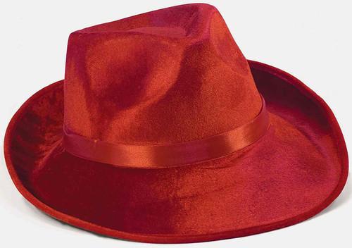 Deluxe Red Fedora