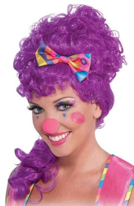 Circus Sweetie Clown Eyelashes