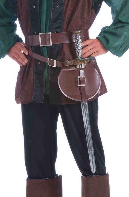 Medieval Belt & Sword