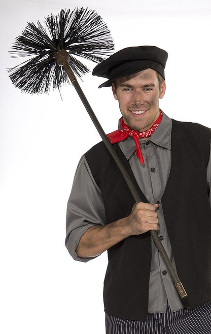 Chimney Sweep Broom