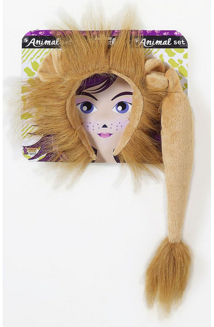 Children's Lion Costume Kit