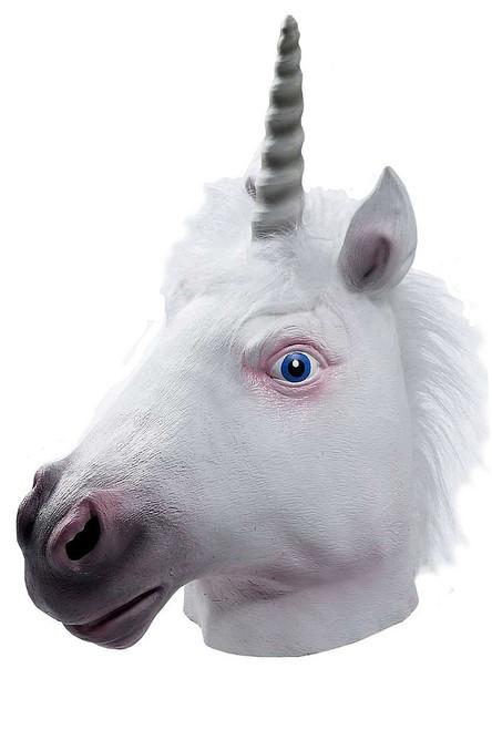 Deluxe Unicorn Latex Mask
