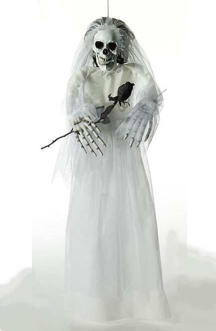 Bride Skeleton Hanging Decor