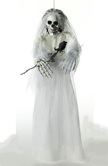 Bride Skeleton Hanging Decor