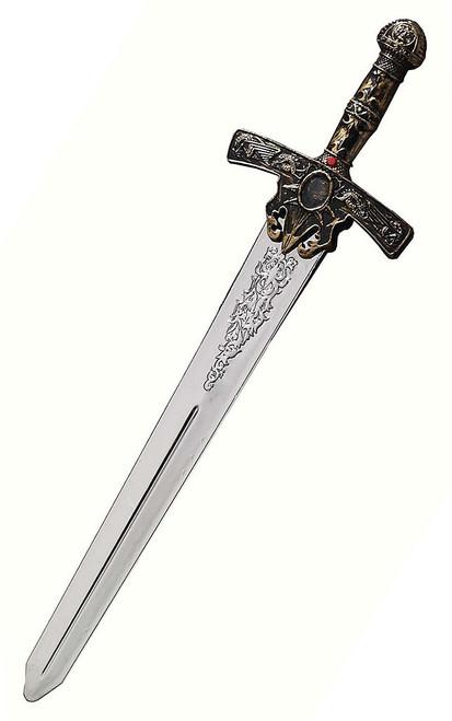 Warrior Sword with Jewel