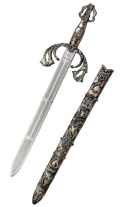 Deluxe Battle Sword & Sheath
