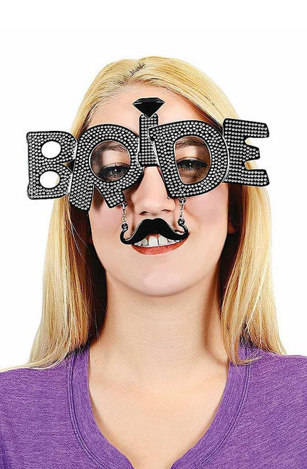 Bride Glasses with Stach