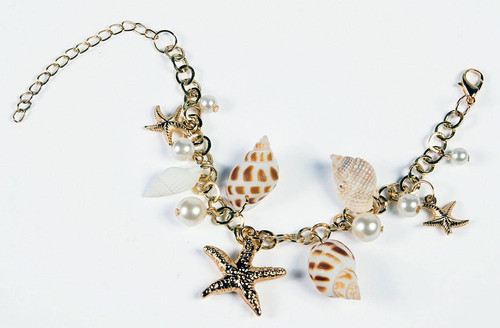 Mermaid Shell Bracelet