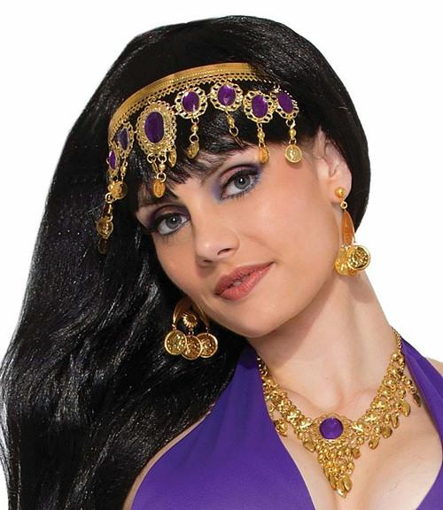 Desert Princess Veil Headband