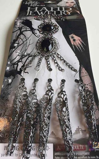 Witch & Wizard Hand Jewelry