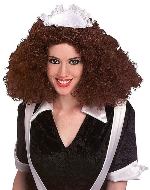 Rocky Horror Show Magenta Wig