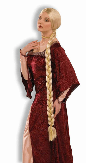 Blonde Princess Rapunzel Wig