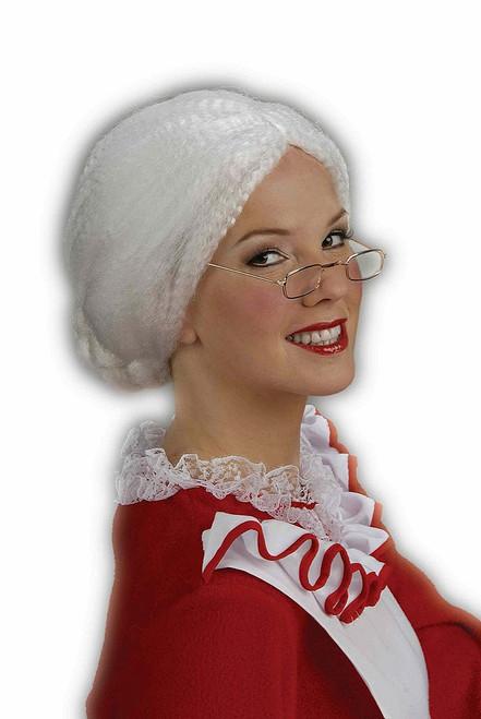 Mrs. Santa Classic Wig