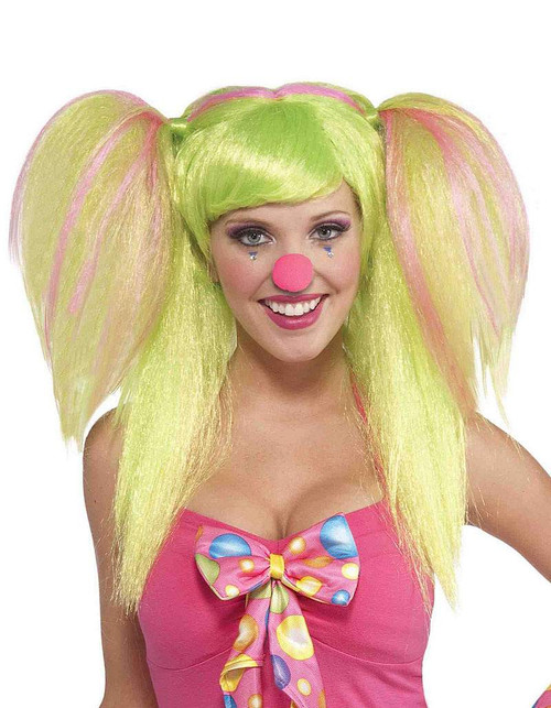 Lollipop Lily Wig