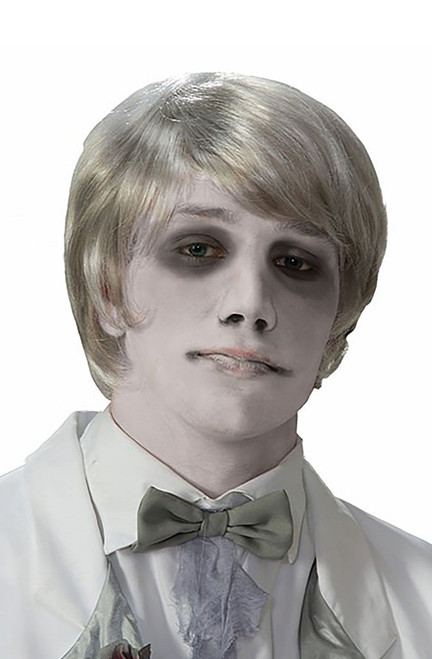 Ghostly Gentleman Wig