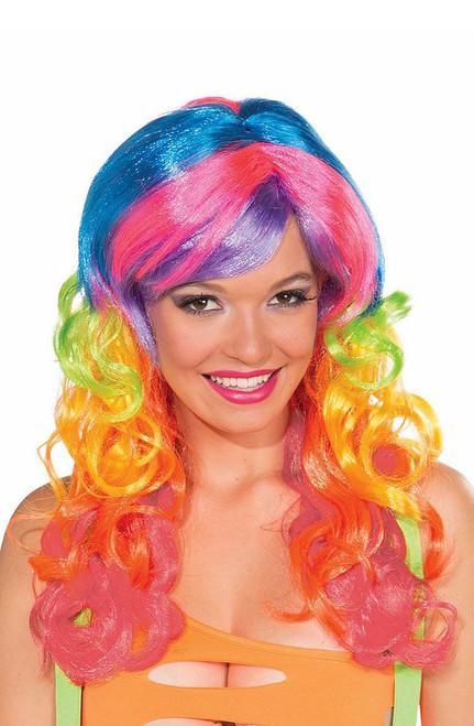 Candy Swirl Wig