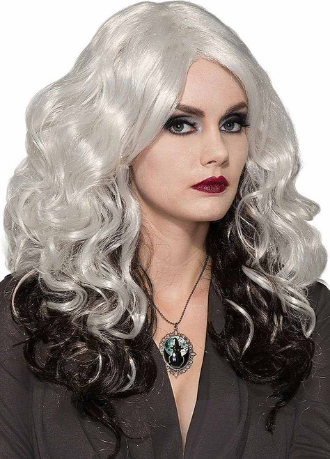 Witch & Wizard Silver Wig