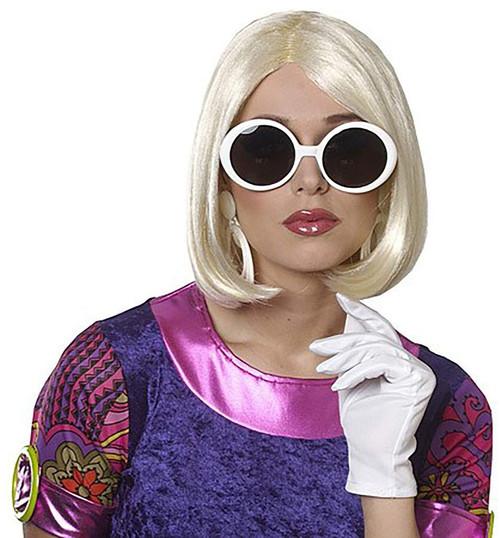 60's Cutie Blonde Wig