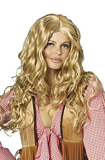 Sultry Honey Blonde Wig