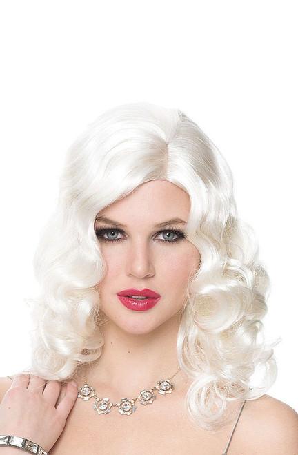 Retro Glam Wig
