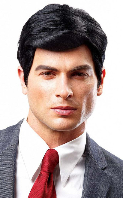 Superman Black Wig