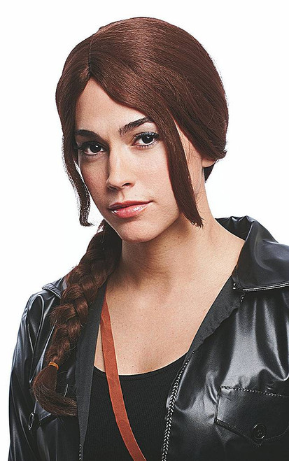 Arena Girl Wig Brown