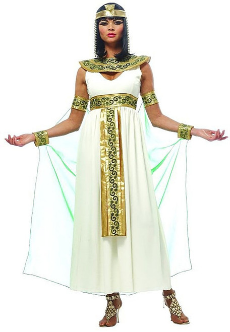 Cleopatra Egyptian Costume for Women
