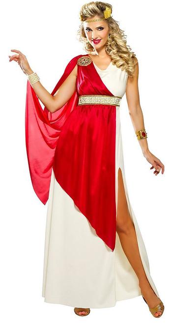 Lady Caesar Halloween Costume