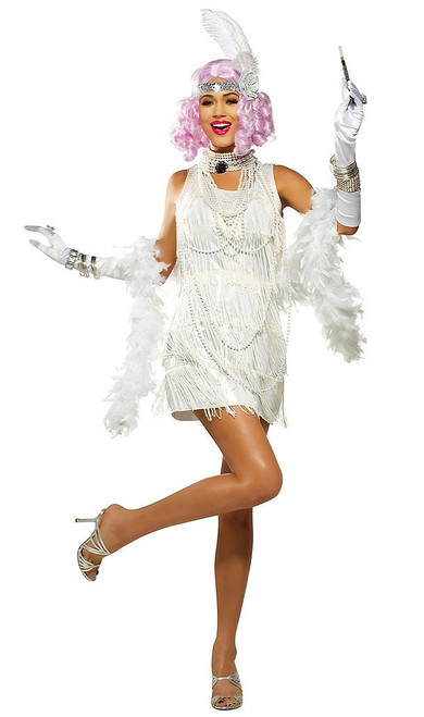 Snazzy Flapper Costume