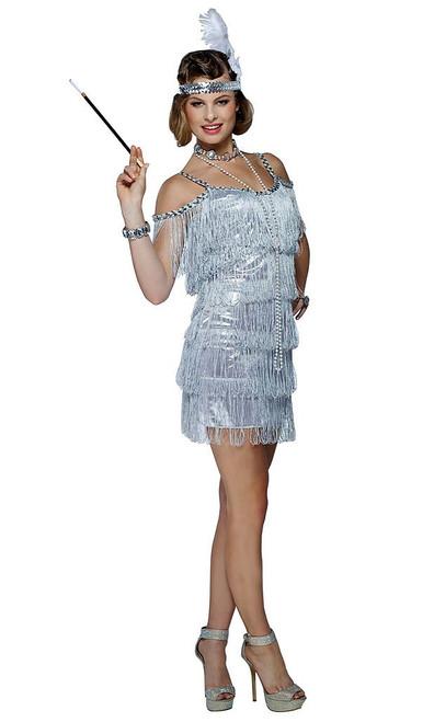 Martini Flapper Costume