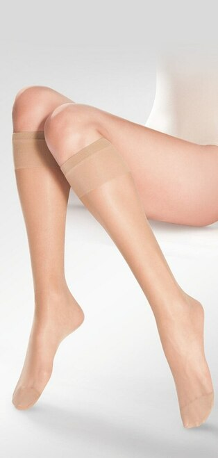 Gabriella Classic Knee Socks
