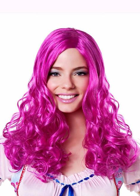 Cali Girl Fuchsia Wig
