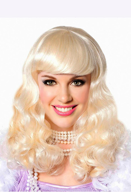 Party Girl Blonde Wig
