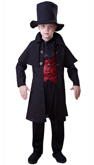 Little Vampire Lord Costume