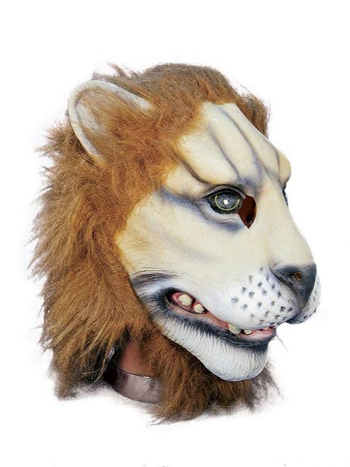 Fulffy Scary Lion Mask