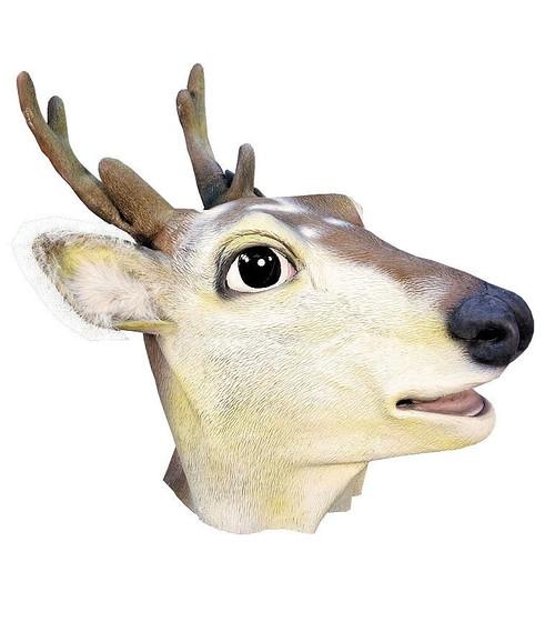 Reindeer Halloween Mask